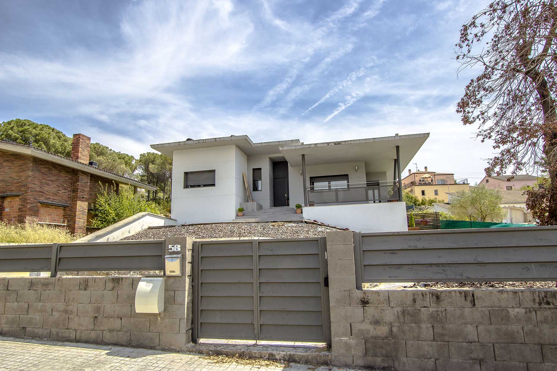 Ferienhaus Catalunya Casas: Modern villa in Sils, 15 min drive to Costa Brava beaches! (1902227), Les Mallorquines, Girona, Katalonien, Spanien, Bild 27