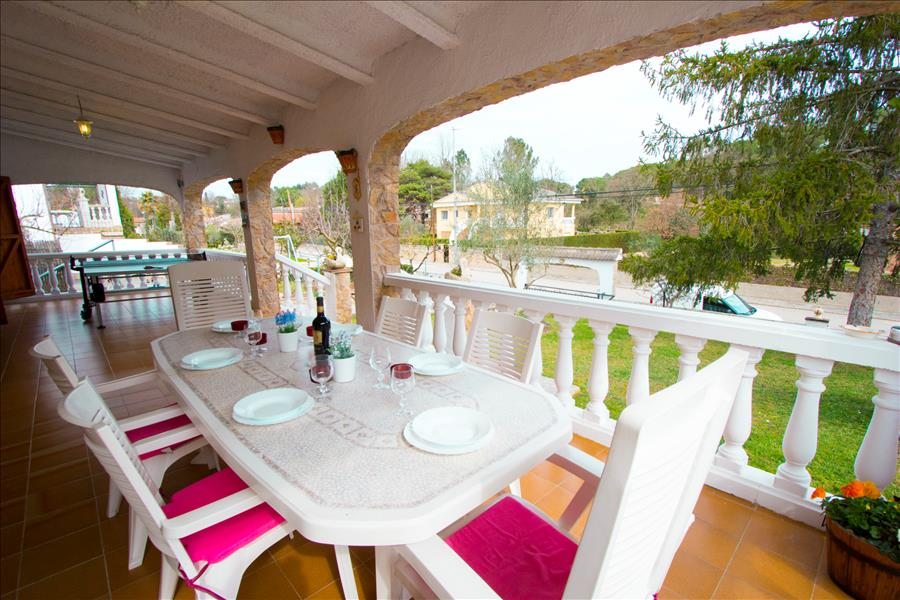 Ferienhaus Catalunya Casas: Majestic Villa Santa Coloma in the hills of Girona, 30 km to the beach! (2146373), Santa Coloma de Farners, Girona, Katalonien, Spanien, Bild 10